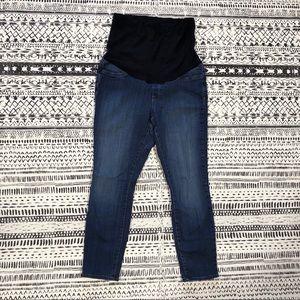NYDJ Ami Skinny Ankle Maternity Jeans